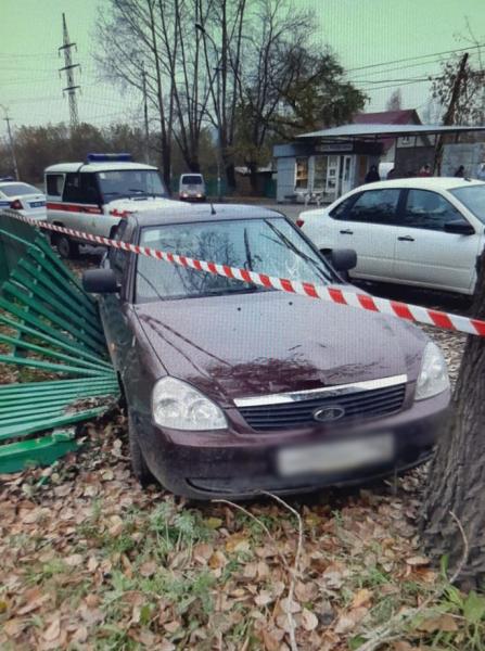 Суд вынес приговор кузбассовцу, который в состоянии опьянения угнал автомобиль и совершил смертельное ДТП
