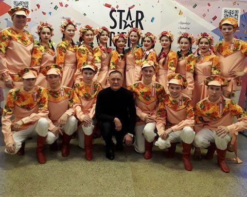 Два прокопьевских коллектива покорили жюри международного конкурса