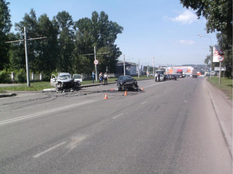 В Кузбассе осужден водитель за пьяное ДТП с двумя пострадавшими