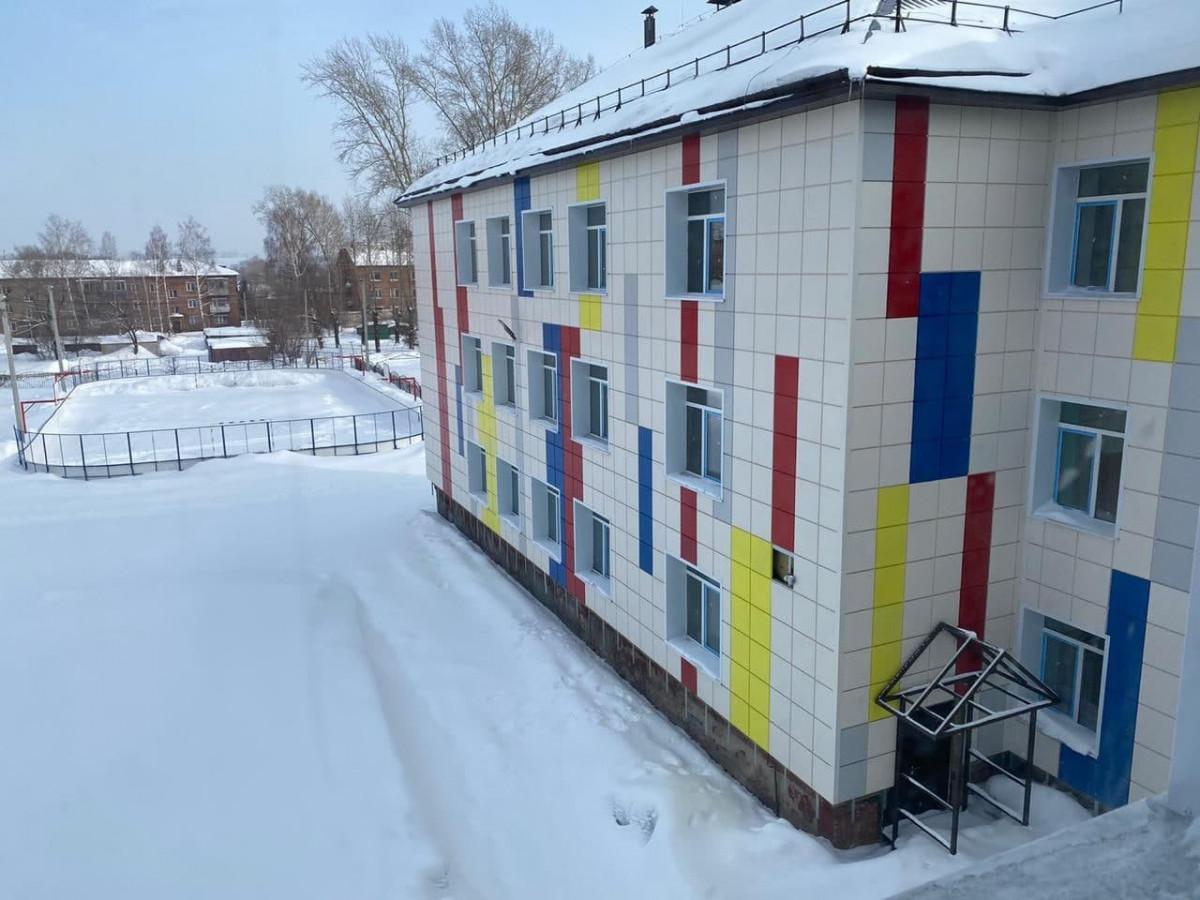 Когда в Прокопьевске завершится капитальный ремонт школы №71