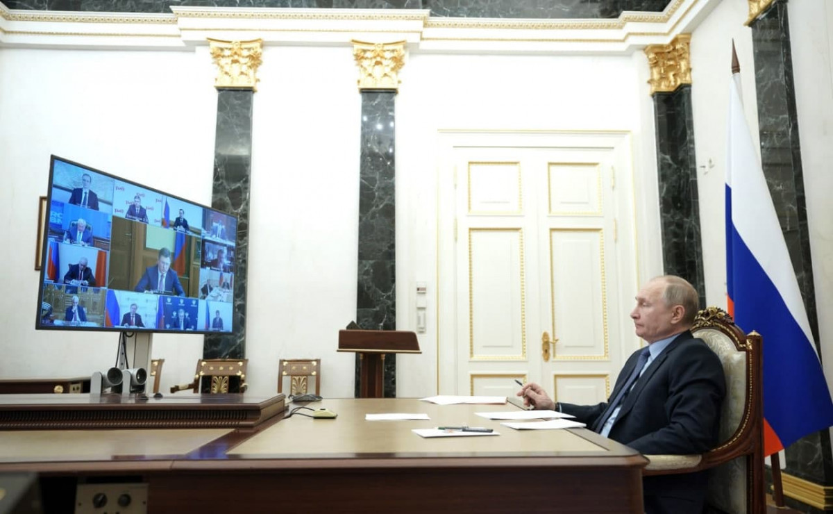 Губернатор Кузбасса представил программу социально-экономического развития региона