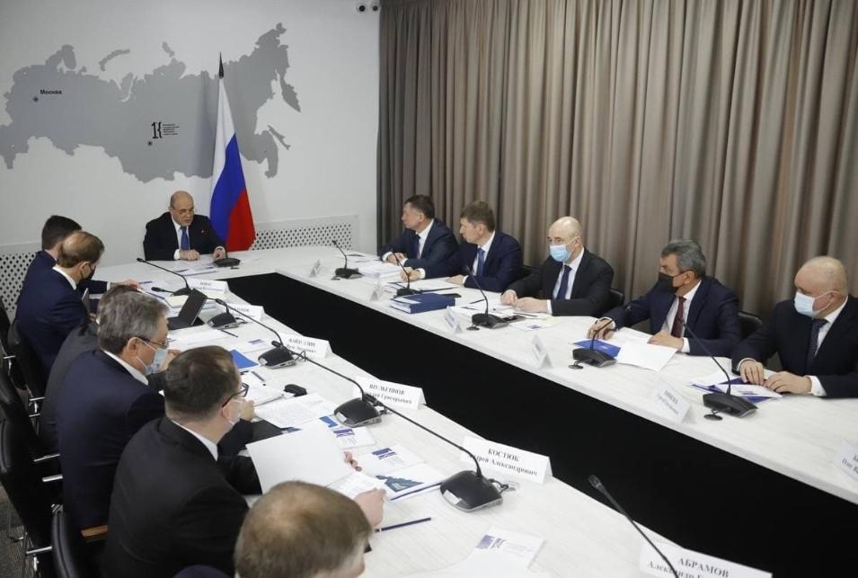 Кузбасс получит 51 млрд рублей из федерального бюджета на развитие региона