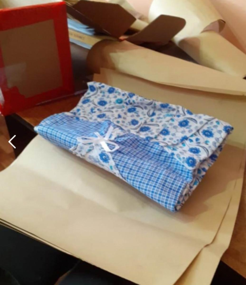 Жительница Кузбасса заказала через интернет 3 нарядных платья, а когда получила посылку, побежала в полицию