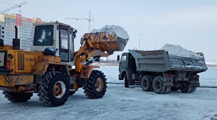 В Кузбассе обновлен рейтинг самых лучших и худших УК по уборке снега