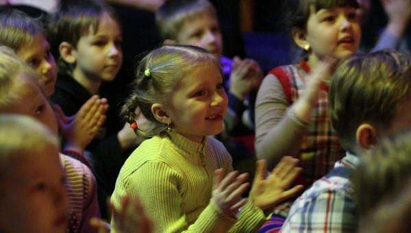 """""""Театр - детям"""": на время весенних каникул Прокопьевская драма стала центром развлечений"""