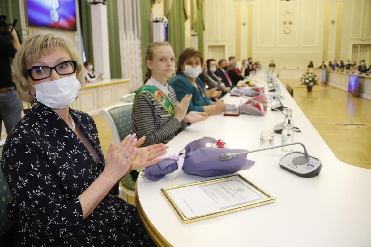 В Кузбассе наградили выдающихся работников культуры