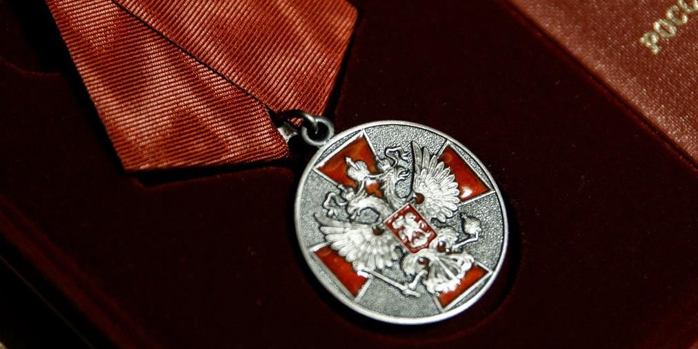 Владимир Путин представил к государственной награде жителя Кузбасса