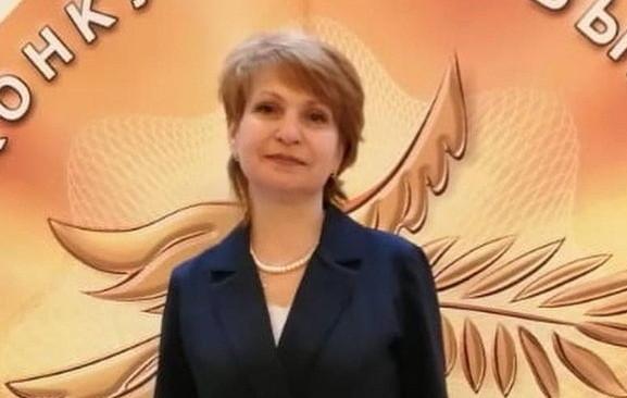 Прокопчанка признана лучшей среди деловых женщин России в области культуры