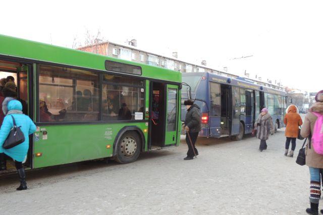 Пенсионеры Прокопьевска снова смогут бесплатно ездить в общественном транспорте