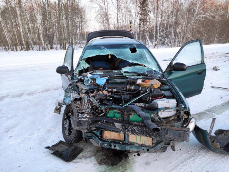 Кузбассовец сел за руль в состоянии опьянения, в результате погибла его жена