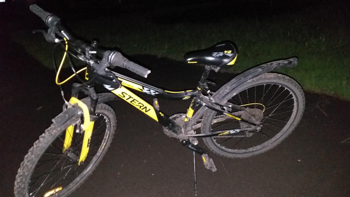 Прокопчанин оставил велосипед без присмотра и потерял