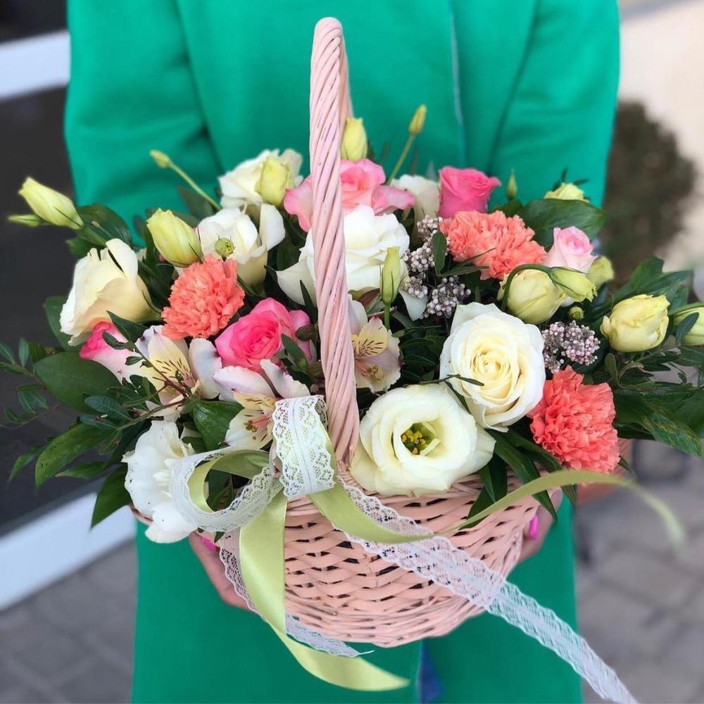 Заказ цветов в Томске