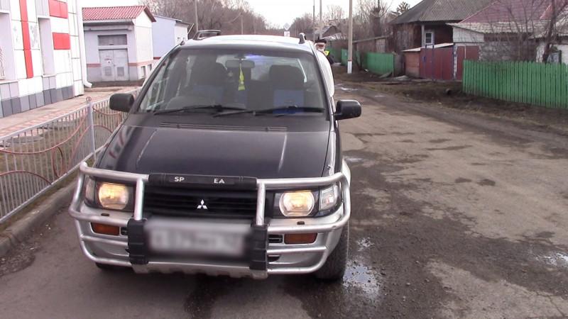 В Кузбассе несовершеннолетняя без прав ездила в школу на авто