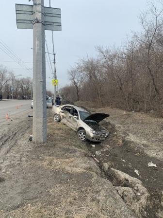Кузбассовец сел за руль в состоянии опьянения и спровоцировал тройное ДТП