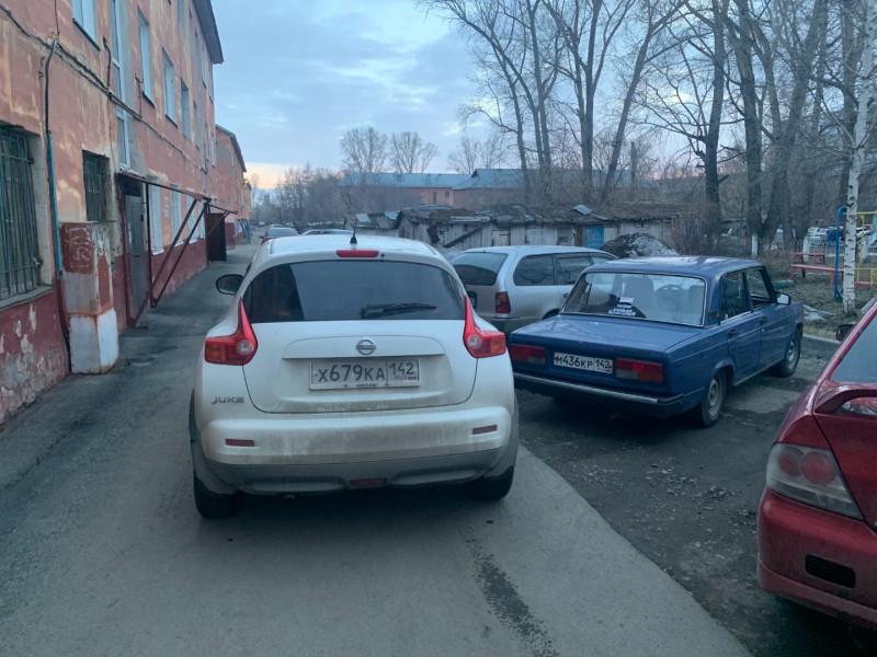 """Неравнодушный кузбассовец помог привлечь к ответственности """"мастера парковки"""""""