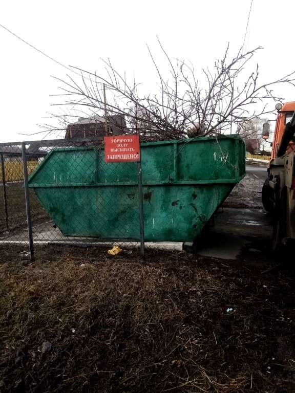 На заметку садоводам: кто вывезет отходы с приусадебного участка