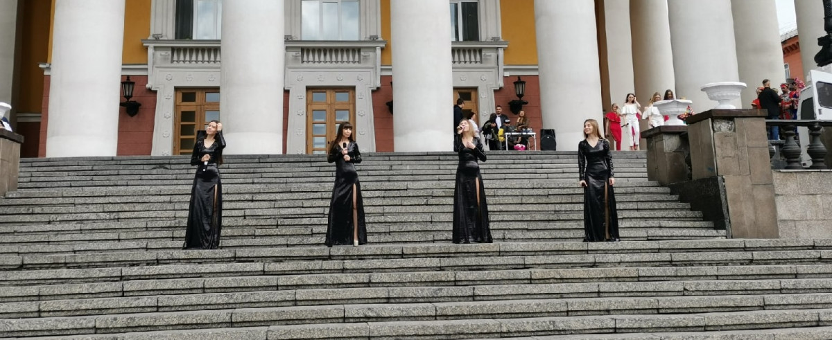 В Прокопьевске необычно отметили день славянской письменности и культуры