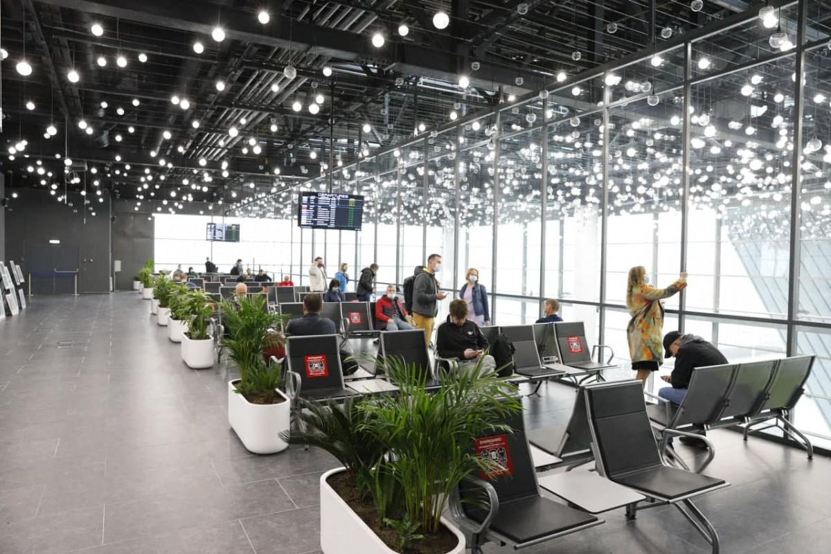 В Кузбассе запустили в работу новый аэровокзальный комплекс