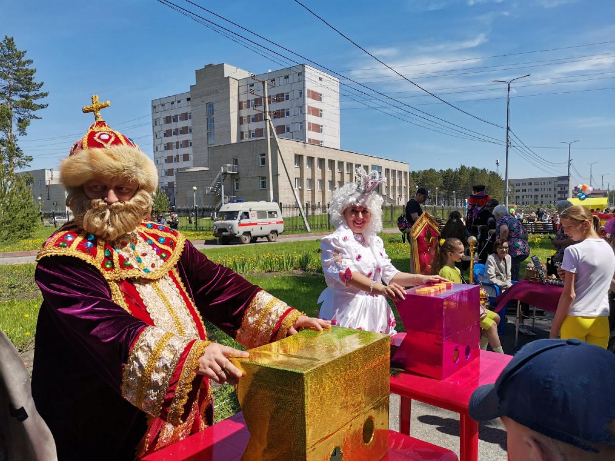День защиты детей в Прокопьевске отметили масштабным городским праздником