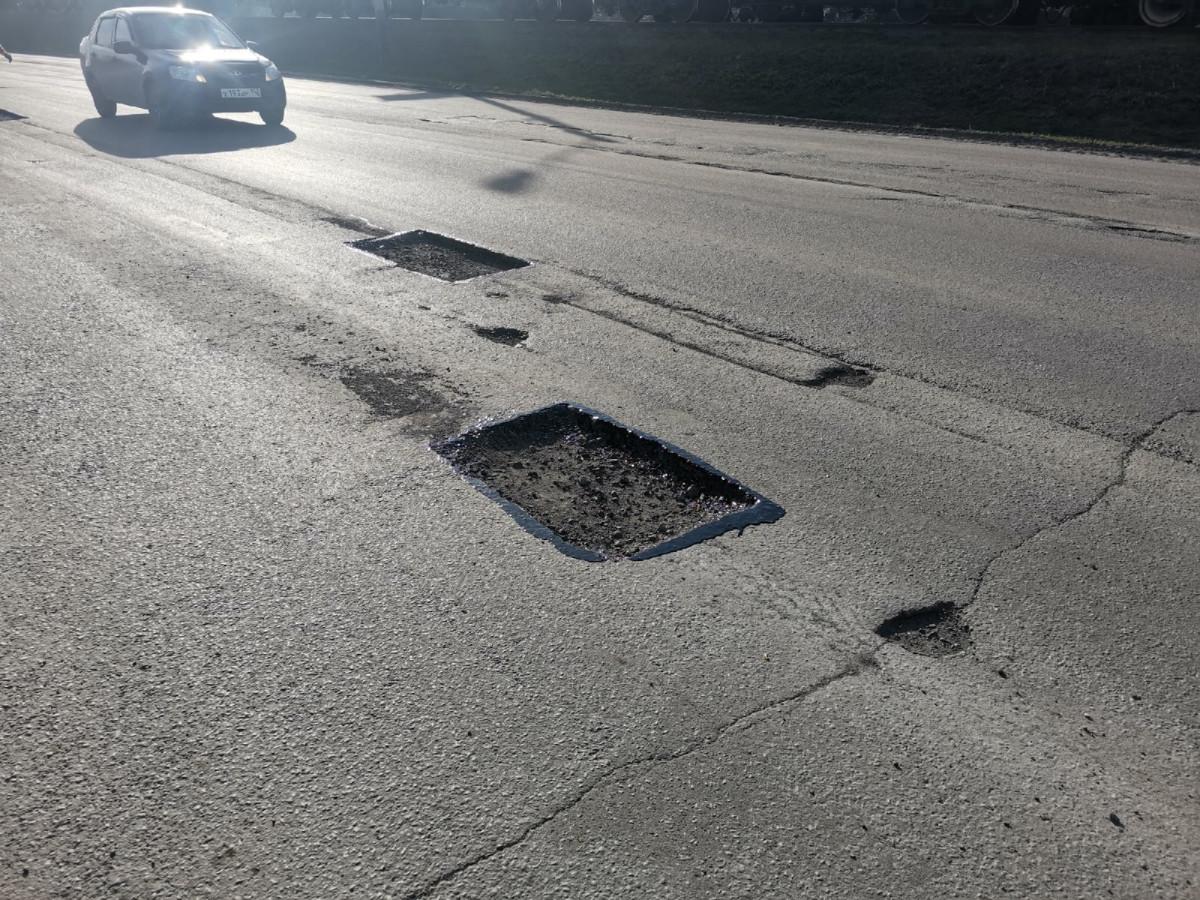 Глава Прокопьевска объяснил, почему в городе затянулся ямочный ремонт