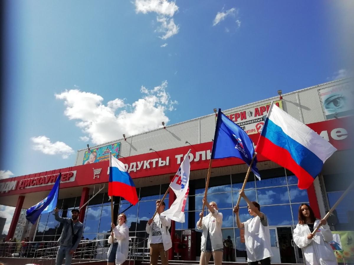 """В Прокопьевске в разных районах города пройдут концерты """"Ты живи, моя Россия!"""""""