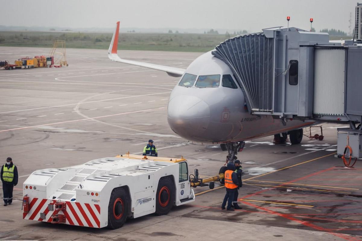 В Кузбассе международный аэропорт имени Алексея Леонова решил повысить производительность труда