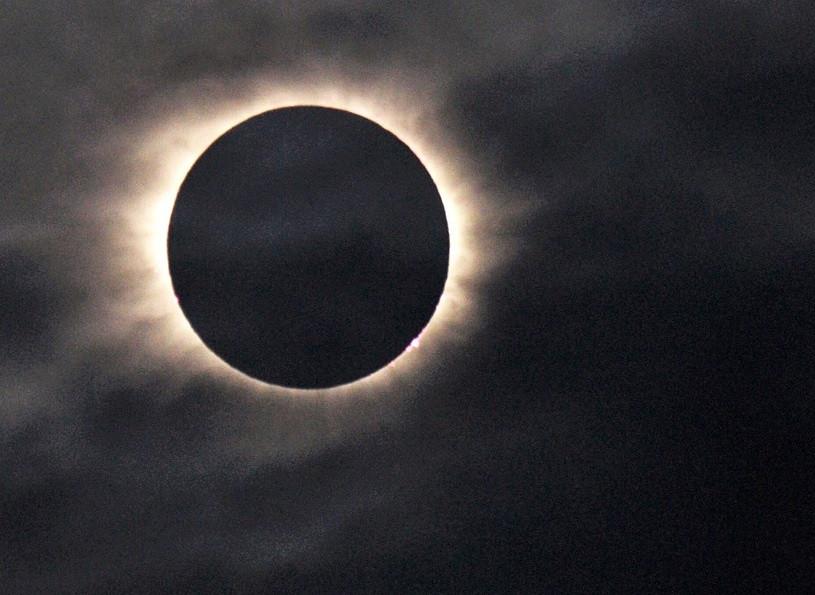 Сегодня прокопчане смогут наблюдать редкое солнечное затмение
