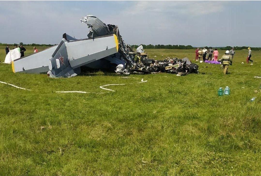 В Кузбассе потерпел крушение самолет: 4 человека погибли