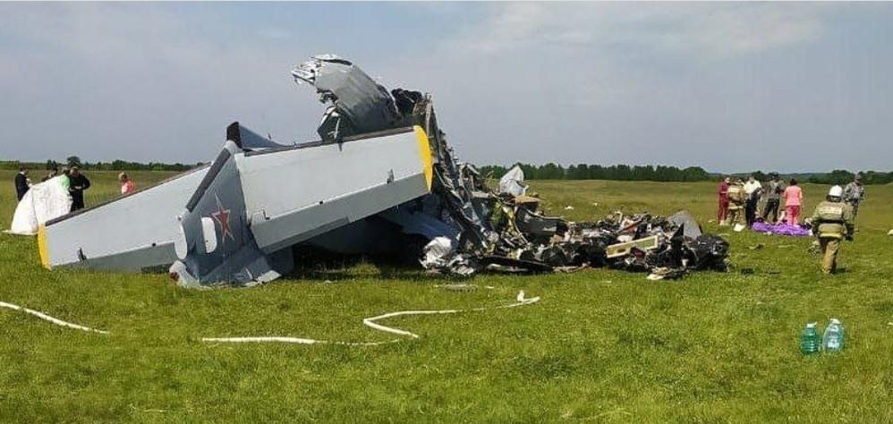 Стала известна причина крушения самолета в Кузбассе