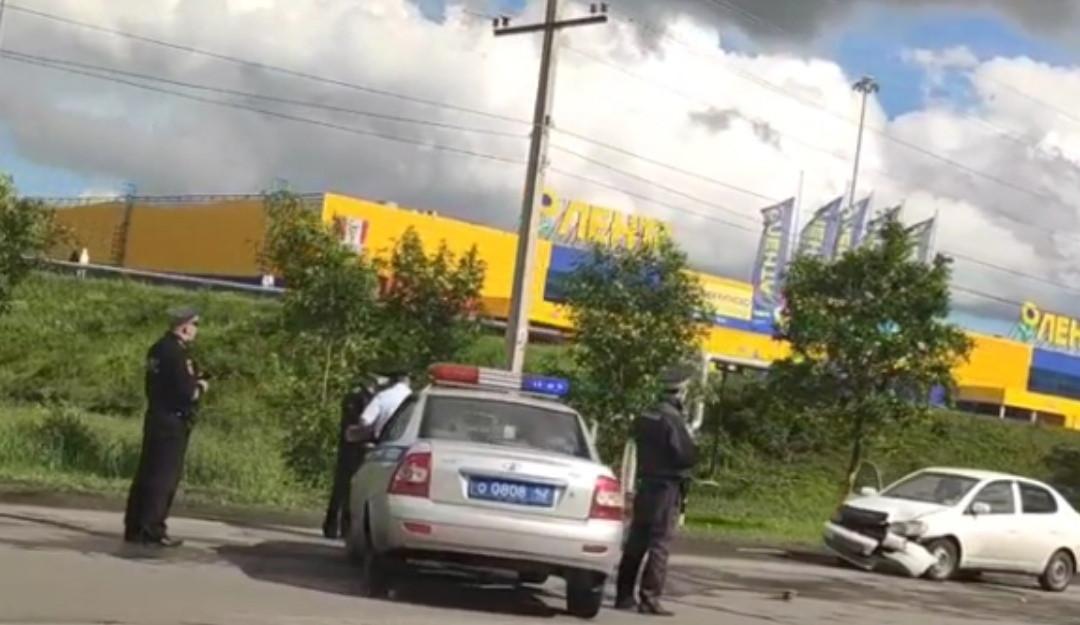 """В Прокопьевске автолюбитель сбил ребенка на """"зебре"""""""