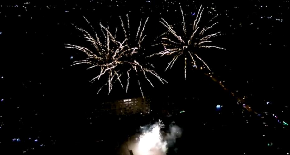 Фейерверки в честь 300-летия Кузбасса прогремят во всех 34 муниципалитетах региона