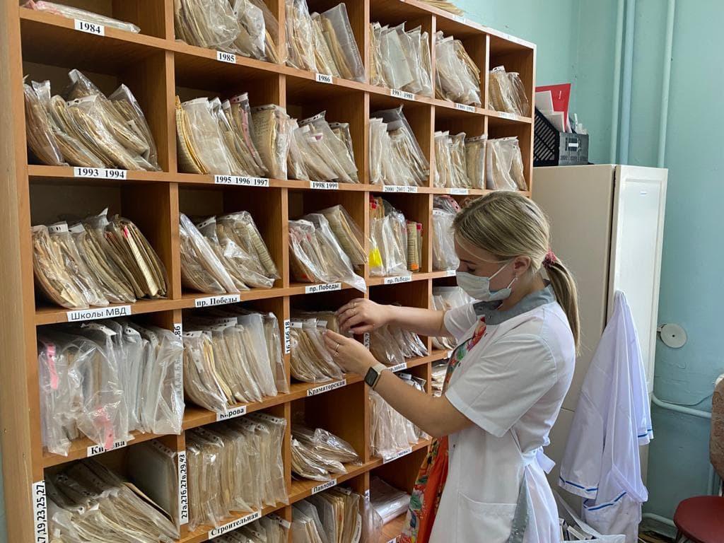 В Кузбассе на помощь врачам вышли студенты-медики
