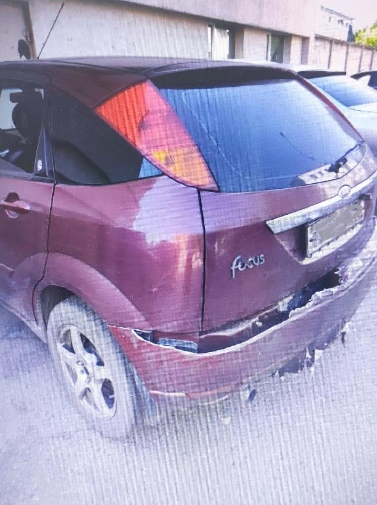 Полицейские установили, почему кузбассовец поджег автомобиль своей бывшей возлюбленной