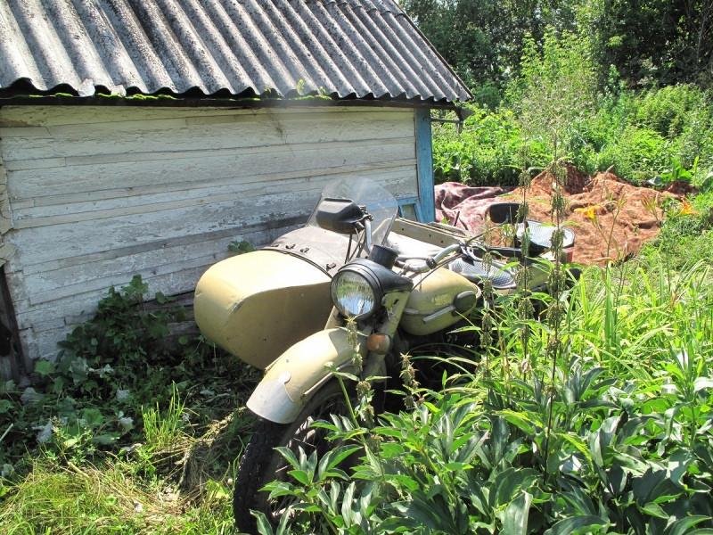 В Прокопьевске сотрудники полиции нашли и вернули местному жителю похищенный мотоцикл