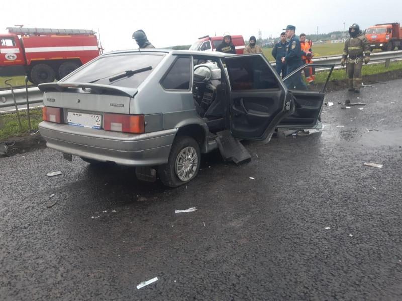 В Кузбассе под суд пойдет 19-летний водитель,  по вине которого погибла его 18-летняя пассажирка