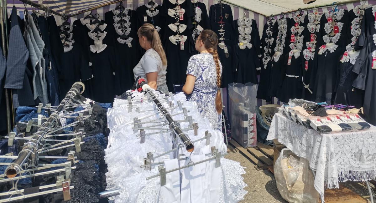 Стало известно, когда в Прокопьевске откроется школьная ярмарка