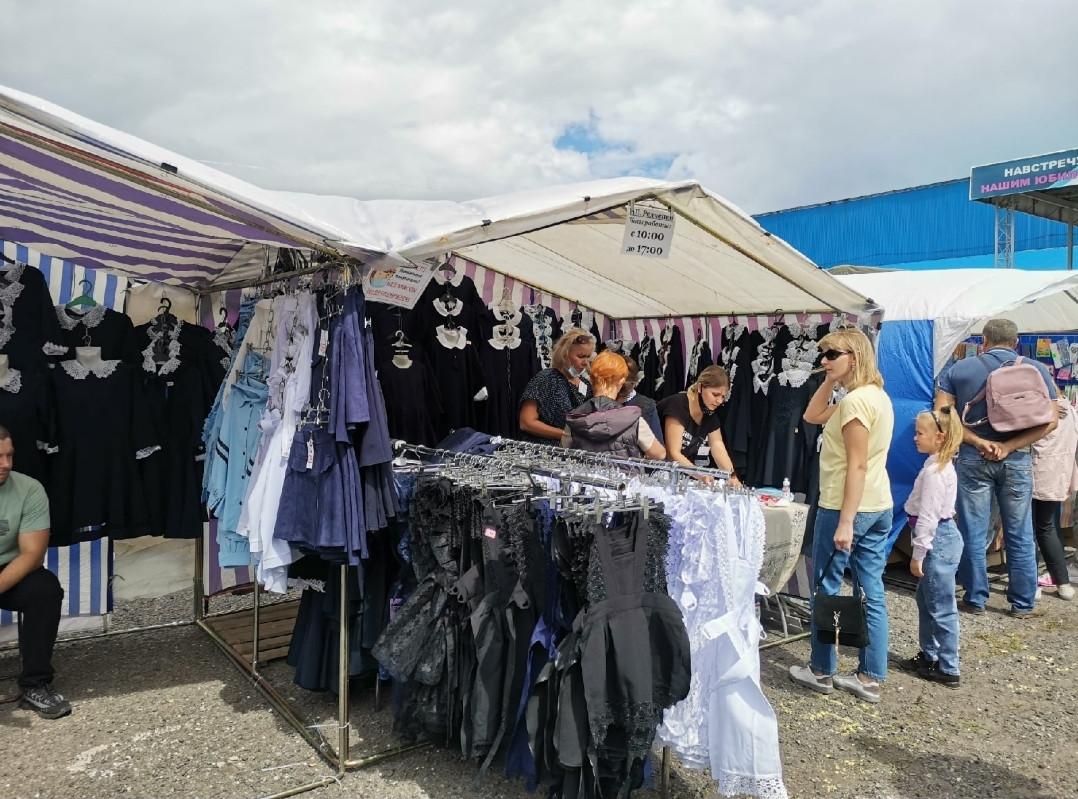 В Прокопьевске открылся школьный базар: анализ цен