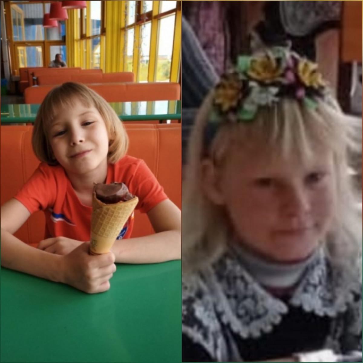 Помогите найти детей! В Киселевске пропали без вести 2 школьницы