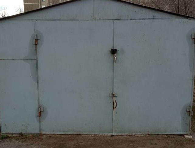 У прокопчанина украли гараж