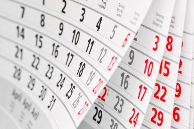 В начале ноября прокопчан ждут длинные выходные