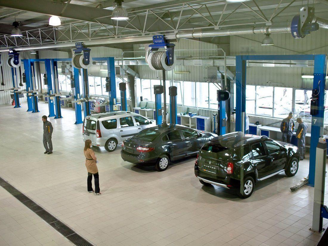 В России за 9 месяцев закрыто более 390 автодилерских центров