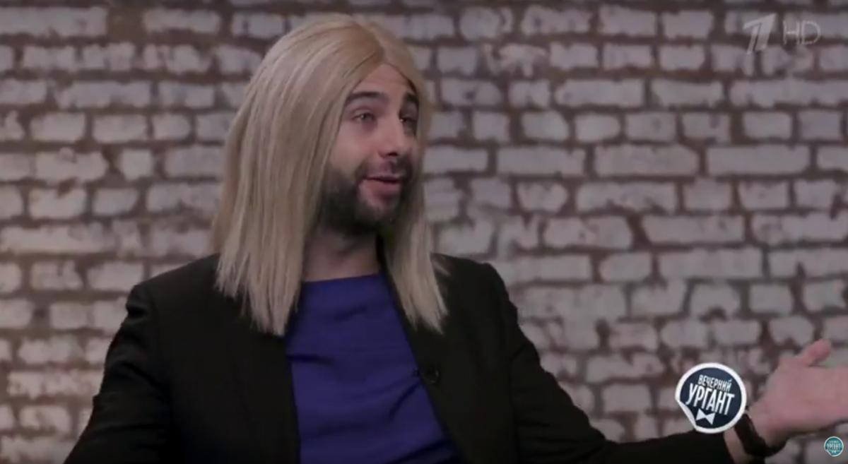 Иван Ургант высмеял Собчак в новом видеоролике