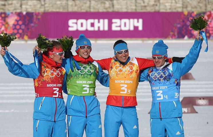 Кузбасского лыжника лишили олимпийской медали