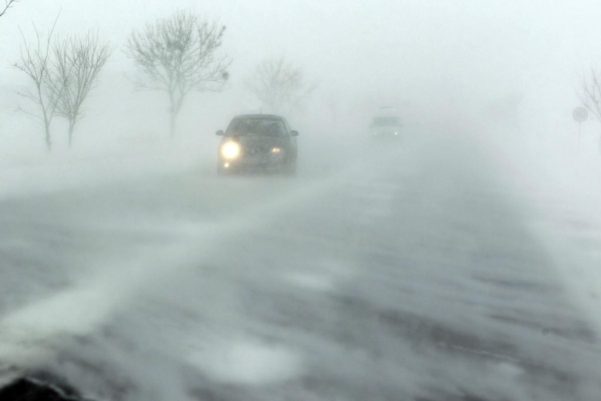 ГИБДД Кузбасса предупреждает водителей об ухудшении метеоусловий