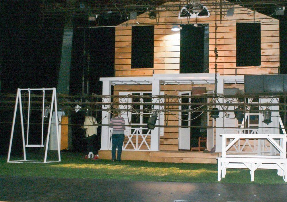 Прокопьевский драмтеатр потратил на ремонт сцены более 7 млн рублей