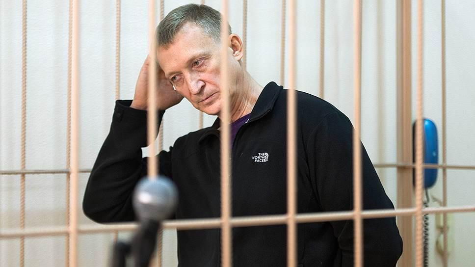 Экс-глава следкома Кузбасса второй новый год проведет в СИЗО