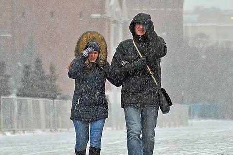 Синоптики: на этой неделе ожидаются снегопады и похолодание