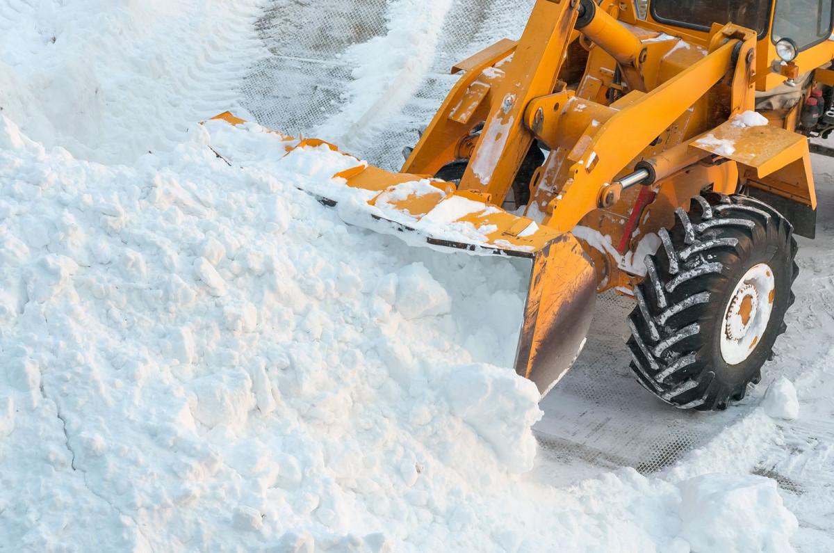 Дорожники рассказали, как в Прокопьевске ведется расчистка улиц от снега