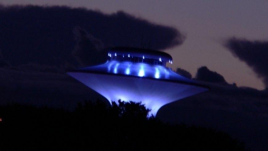 Кемеровская область попала на карту «вторжений НЛО»