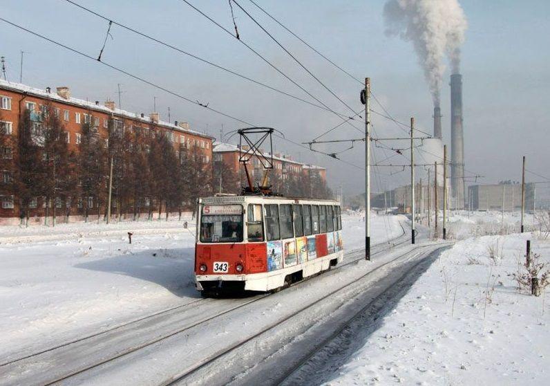 В Прокопьевске восстановлено движение трамваев